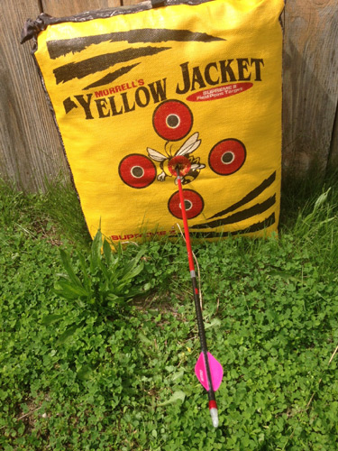 Hitting the bullseye at extreme ranges takes a lot of practice but worth the effort.