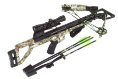 Badlands Collaborates with Carbon Express Crossbows