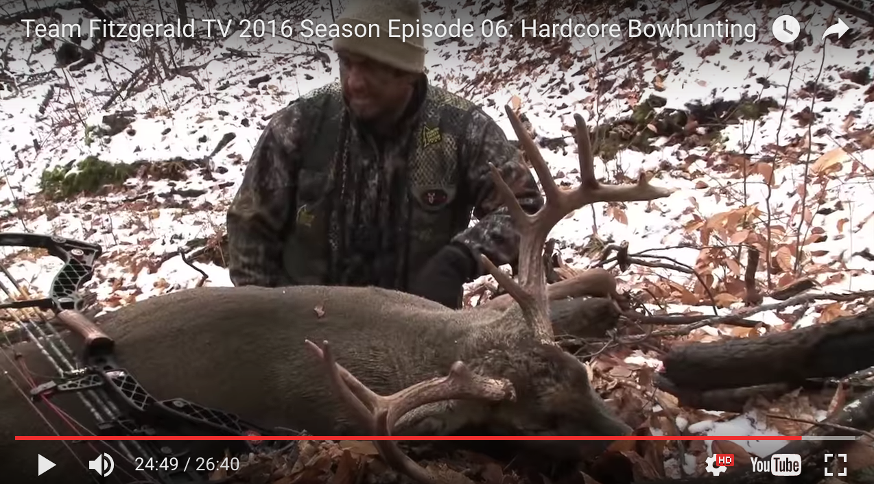 Team Fitzgerald TV, Hardcore Bowhunting 2016: Episode 06