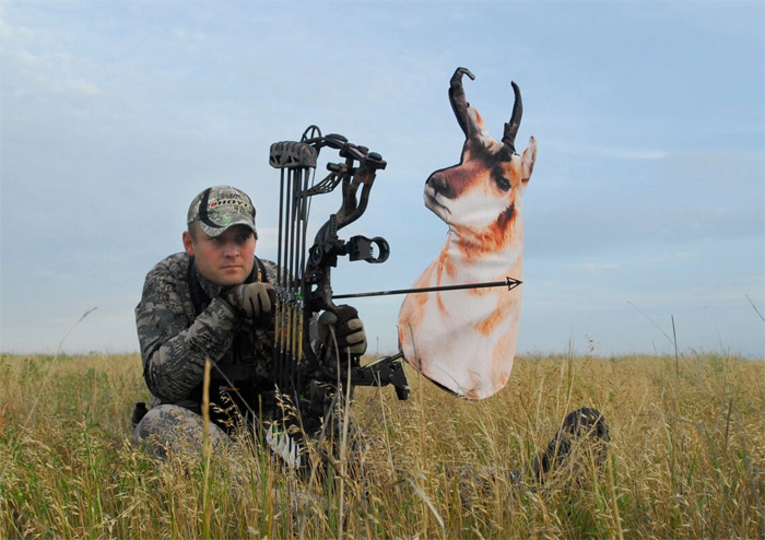Decoying Pronghorns: Developing a Successful Strategy