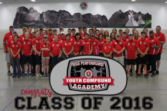 NFAA Youth High Performance Compound Academy 2016