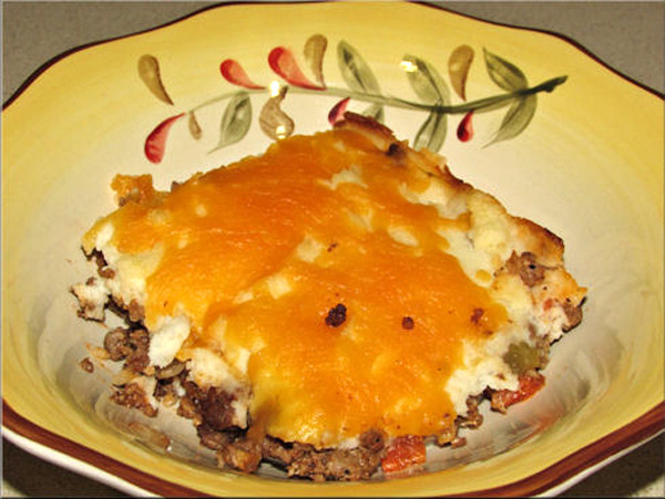 Cooking With SusieQ: Venison & Potato Casserole