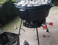 Gear Review: CampMaid Dutch Oven