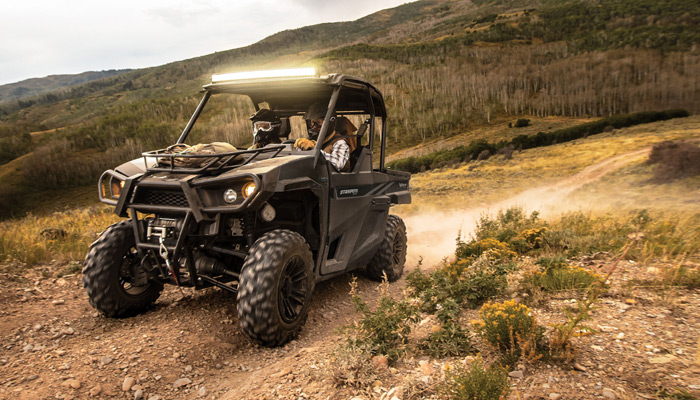 Bad Boy Off Road Offers $750 in Free Accessories