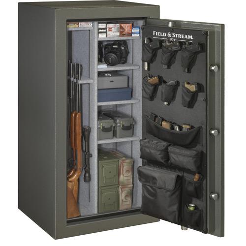 field and stream pro series gun safe manual