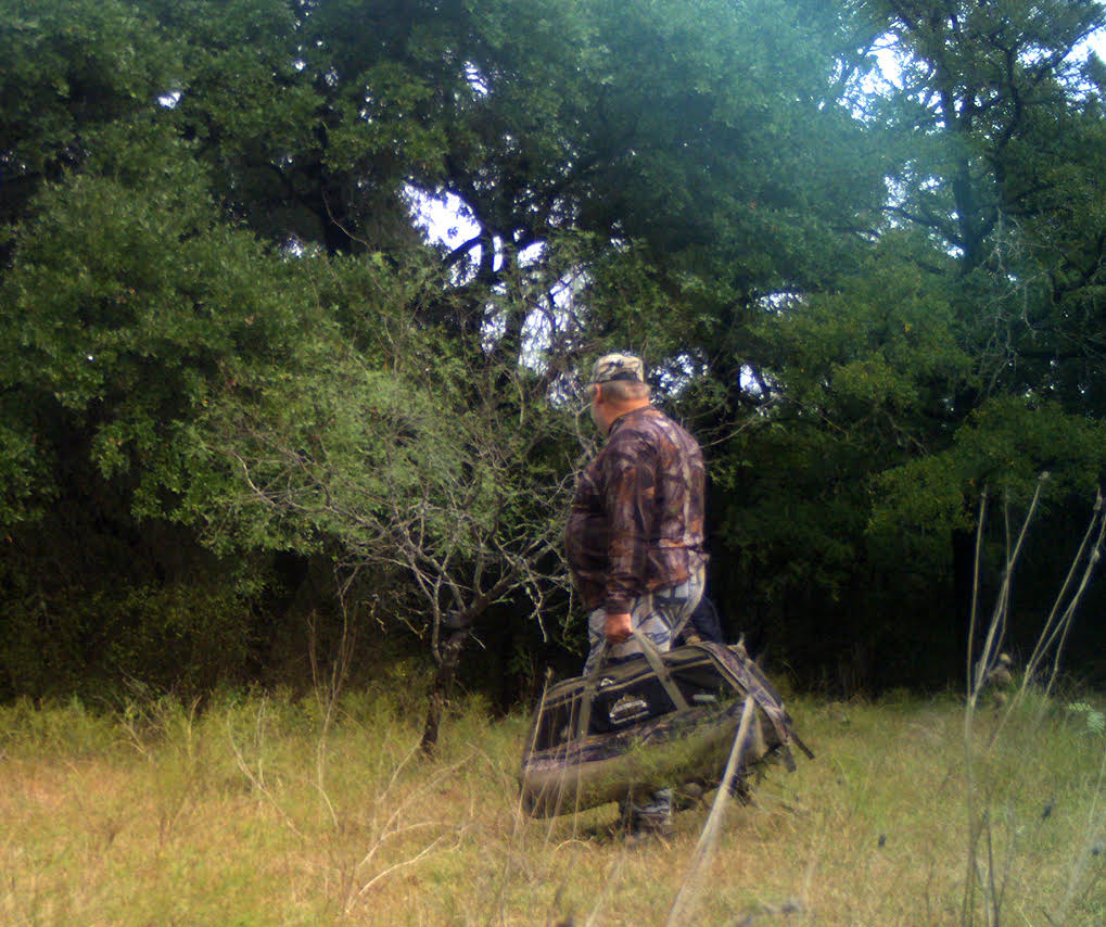 fred lutger bowhunting