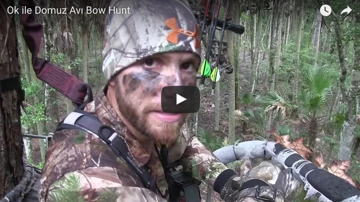 Florida Wild Hog Bowhunt