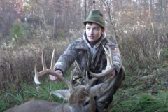 VIDEO: Big Buck Down On This Ohio Bowhunt