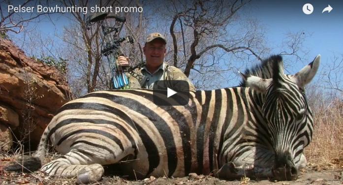 VIDEO: Pelser Bowhunting Africa Promo