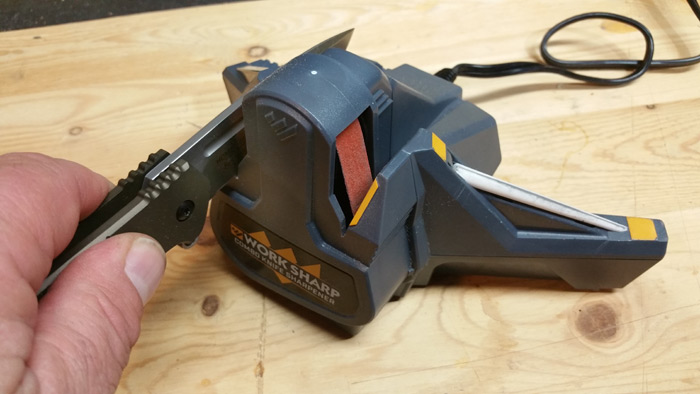 Gear Review: Combo Knife Sharpener