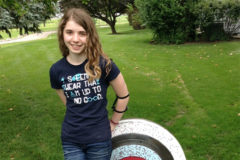 From Girl Scout Camp To Winner In NASP