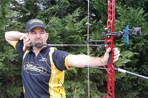 Joseph Goza Joins Black Eagle Arrows Team