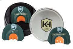 Knight & Hale's Legend Series Three Pack of Turkey Diaphragm Calls