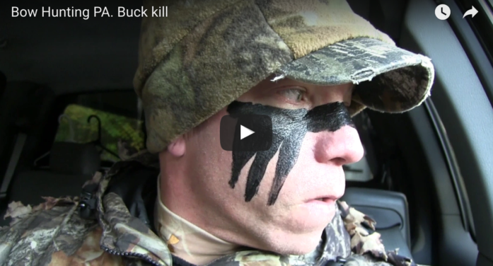 Bowhunting A PA Buck