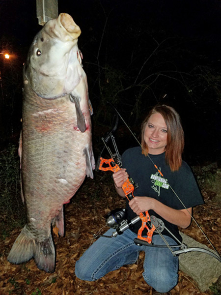 Alabama Couple Score State Record Fish