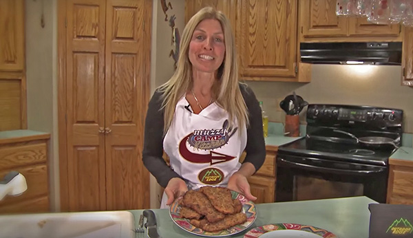 VIDEO: MICHELLE EICHLER MAKES WILD TURKEY CUTLETS