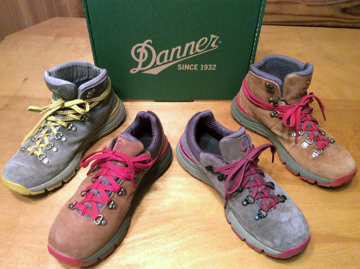 Window to the Sole: Danner's Mountain 600 Boots