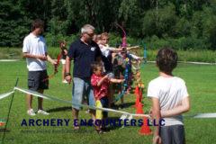 You Can Help Archery Encounters Win $25,000 FedEx Grant