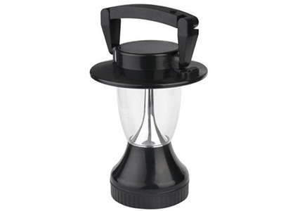GEAR ALERT: SOLAR CHARGED CAMP LANTERN