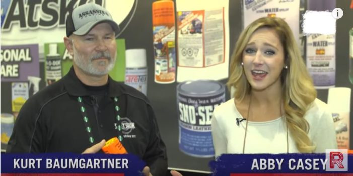 Rated Red TV: Interviews Kurt Baumgartner On Waterproofing