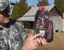Gear Review From Bean Outdoors: Grim Reaper Broadheads