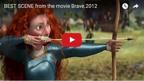 Best Scene From 'Brave'