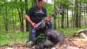VIDEO: Tennesee Gobbler Double Bowhunt