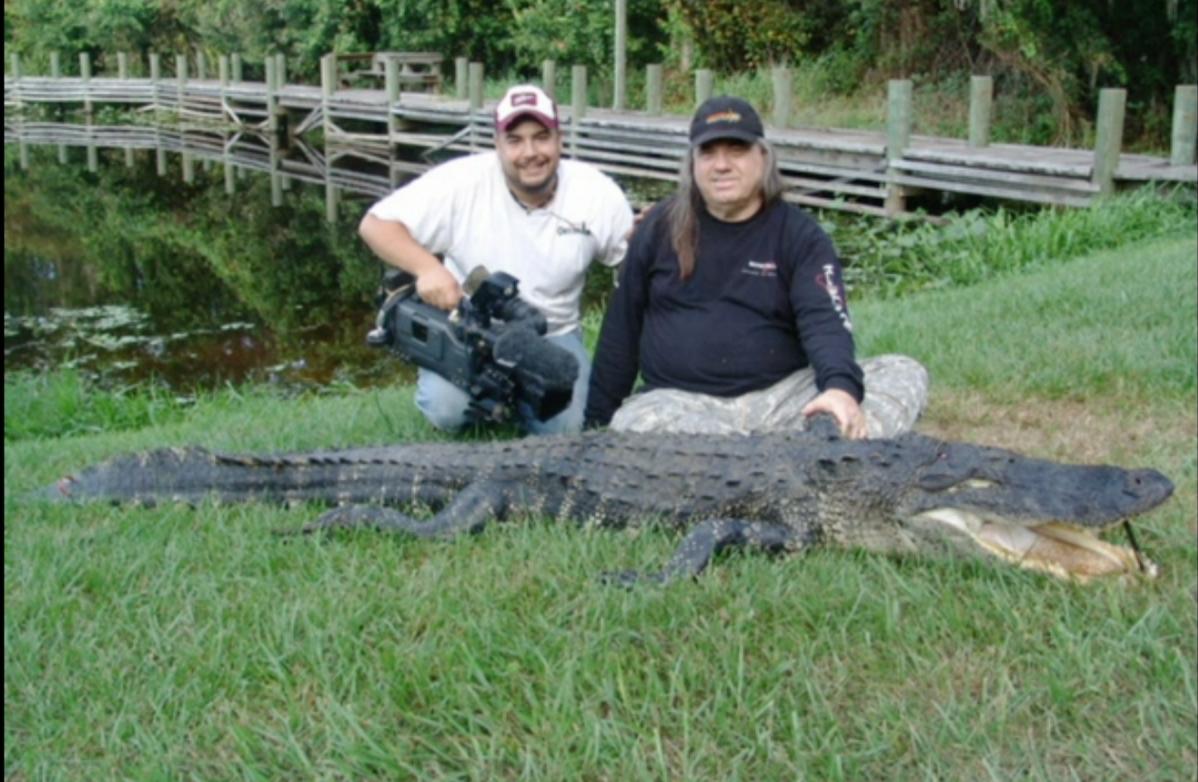 Robert Hoague: Florida Gator Bowhunt