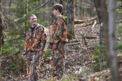 New Hunting Camo Rethinks Hunter Safety