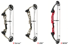 THREE NEW BOWS ADDED TO GEN-X® LINEUP