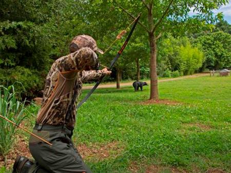 Prep for Northern Saskatchewan Bear Hunt