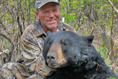 Cindy Lavender: Cowboy Steve's Bear Dream Comes True