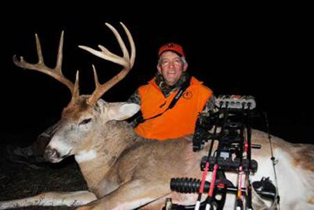 Terry Drury onBowhuntingHigh-Pressured Bucks