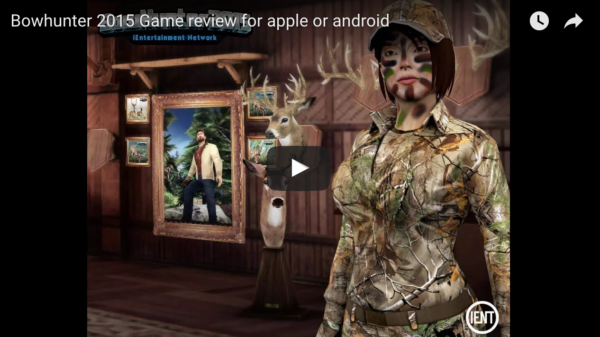Mobile Bowhunting Game