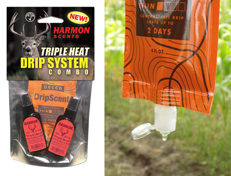 NEW Drip Bag / Scent Combo From Harmon Scents