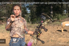VIDEO: Bow Setup For Smaller Women by Michele Eichler