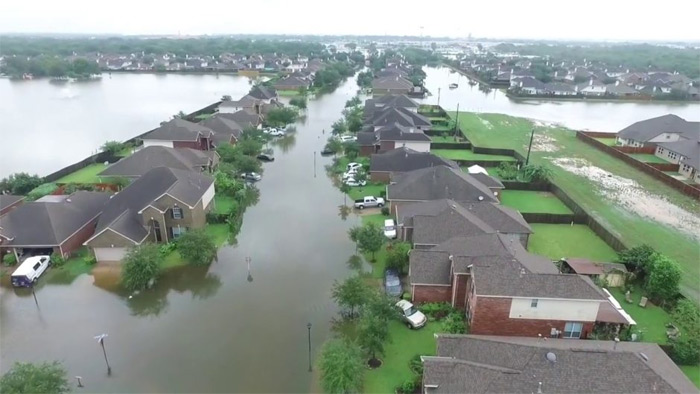 Hunters Help Victims of Hurricane Harvey