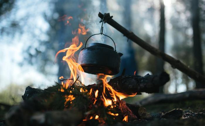 Hot And Tasty Campfire Venison Stew Bowhunting Net