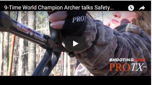 Arrow Failure = Shooter Injury: Joella Bates Talks Safety