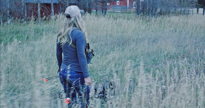 VIDEO: WOMEN BOWHUNTERS