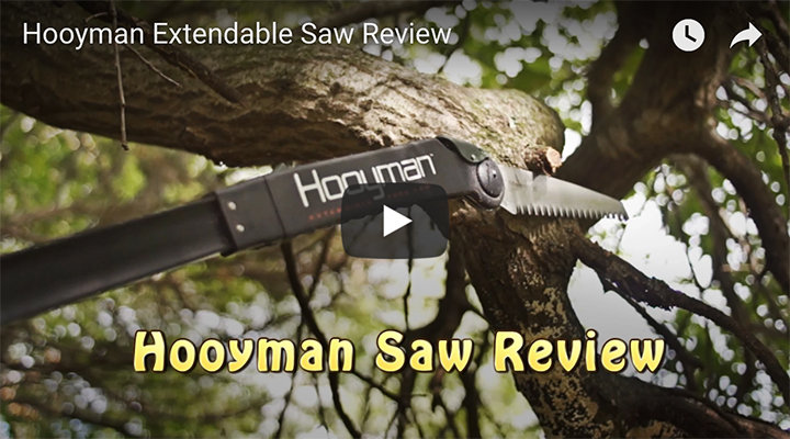 Hooyman Cuts Up In The Woods