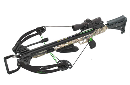 The PileDriver 390 – Just In Time For Hunting Season