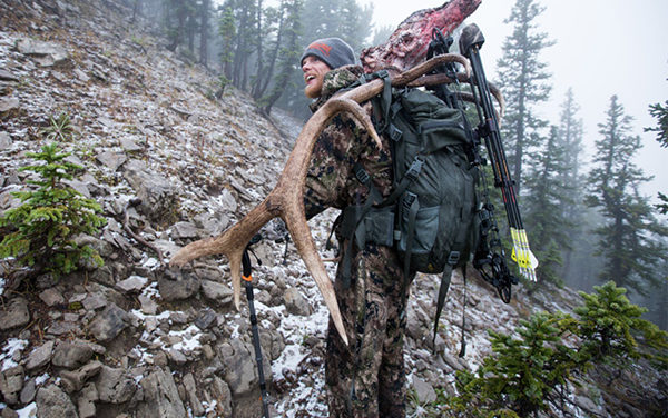 Elk Bowhunt: Camping Out Alone