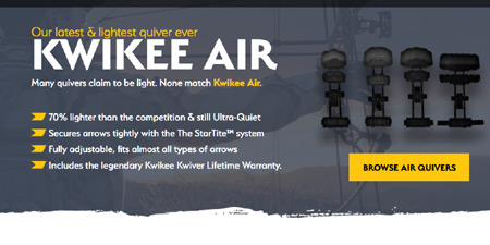 Kwikee Kwiver Launches New Website