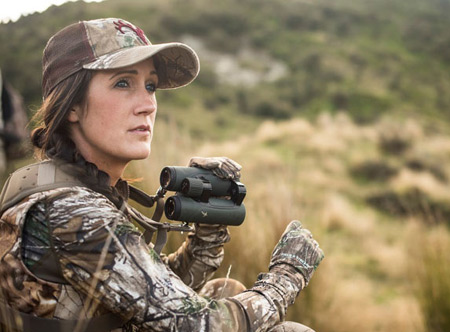 Field & Stream Offers Apparel Designed for the Female Hunter