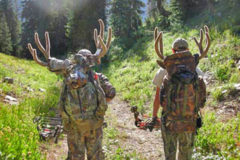 Bowhunting The West: Teamwork