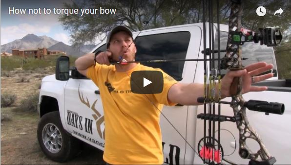 How to Eliminate Bow Torque
