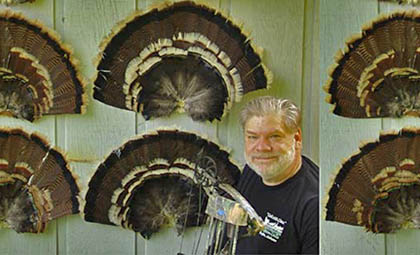 The Feathers Of The 4 Wild Turkey Species: What's The Difference