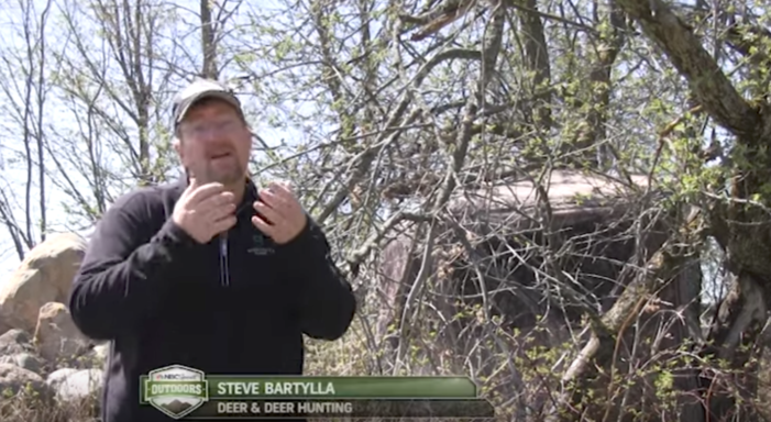 Steve Bartylla: Ground Blind Tips