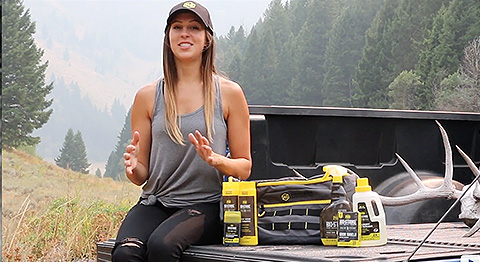 Outdoors Allie: My Scent Control System